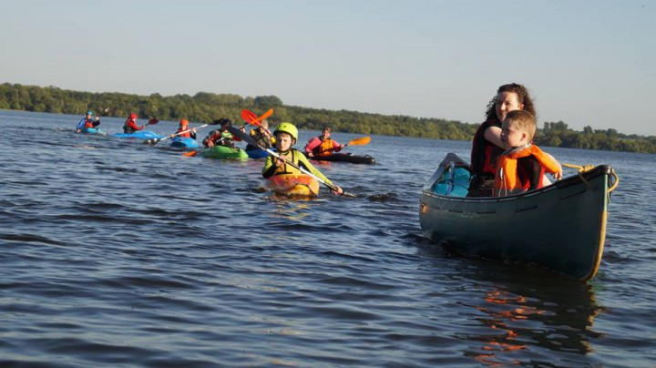 Come and Try It Canoe Sessions