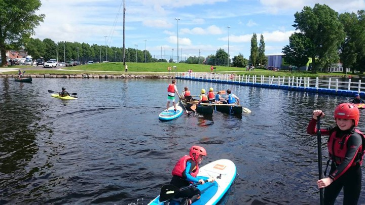 May Splash Down - Stand Up Paddling Taster for Beginners