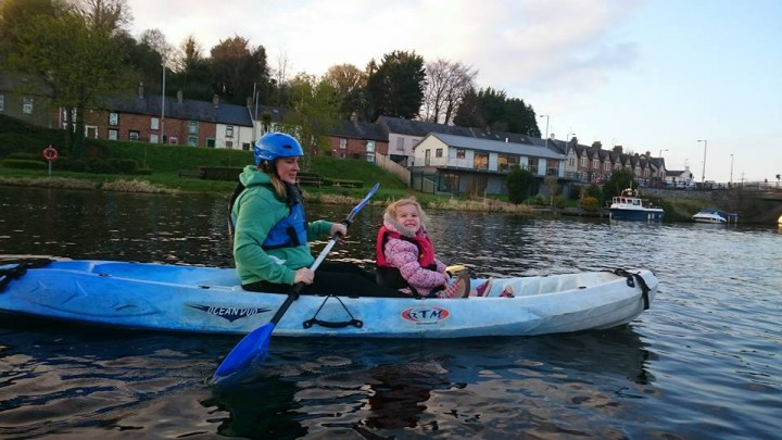 Castle Archdale Recreational Paddle