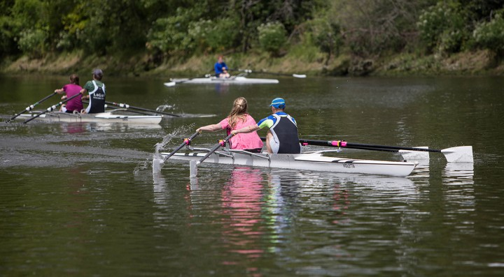 Try Rowing with Lagan Scullers Club