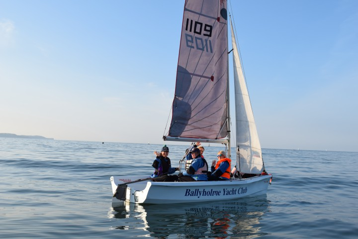 Push the Boat Out – Try Sailing at Ballyholme Yacht Club