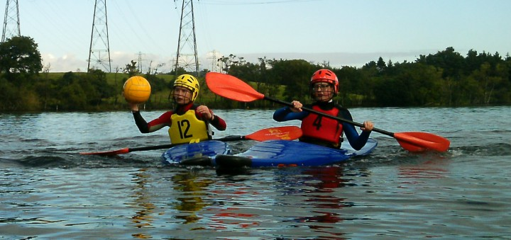 Learn to Paddle your own Canoe with Broighter Paddlers