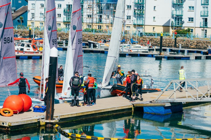 Push the Boat Out: Try Sailing Taster Day