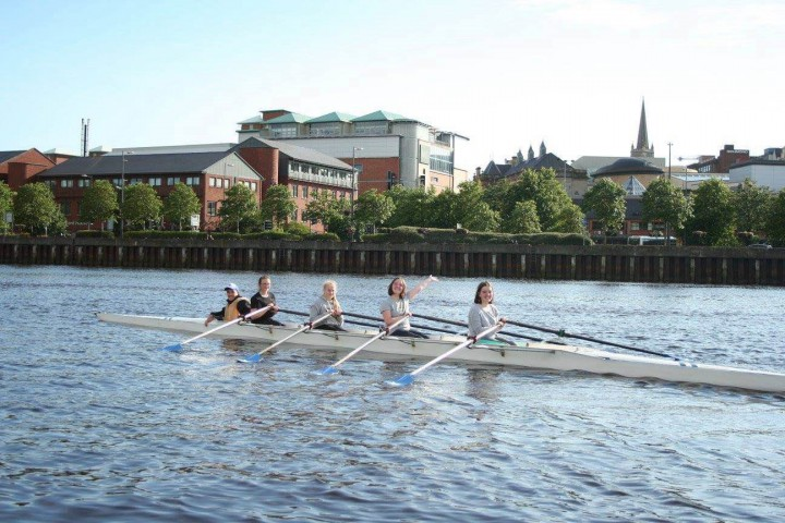 Give Rowing a Try