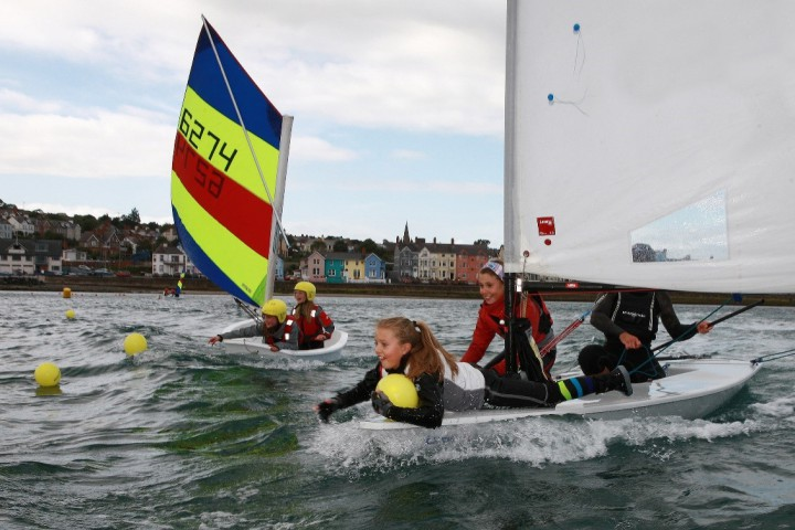 Try Sailing or Kayaking at County Antrim Yacht Club