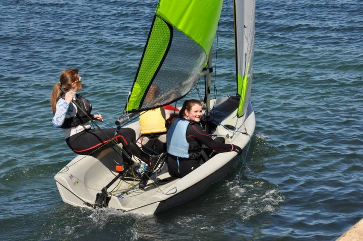 Push the Boat Out– Free Sailing Taster at Cushendall