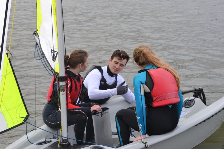 'Push the Boat Out' Sailing Taster
