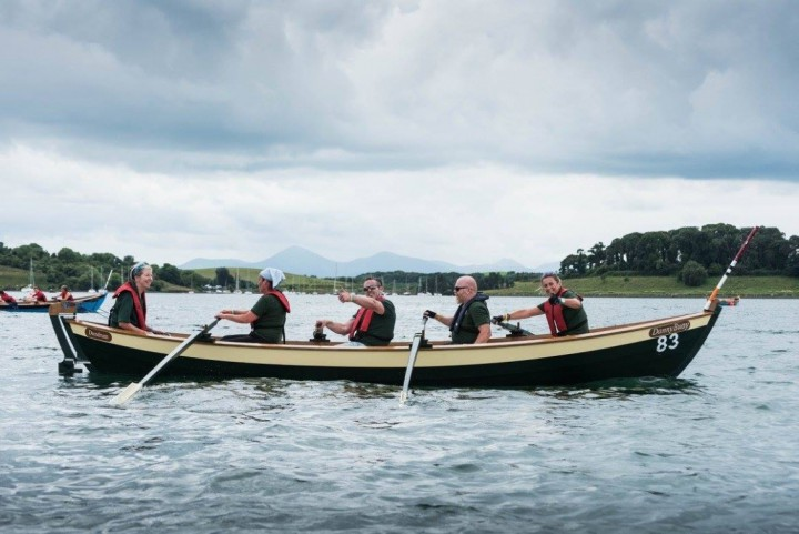 Have a go Rowing in Dundrum