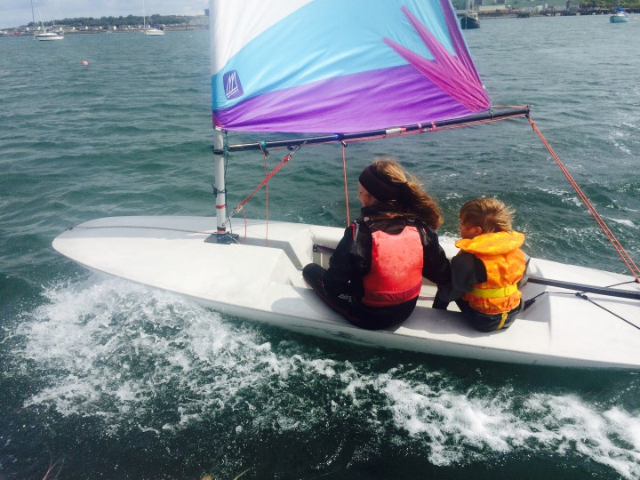 Discover Sailing Taster Day for 8-16 year olds