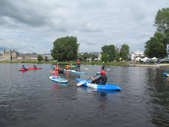 Learn to Paddle Course