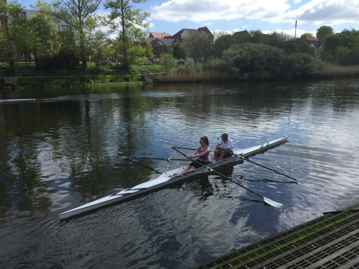 4 week Rowing Course for Beginners