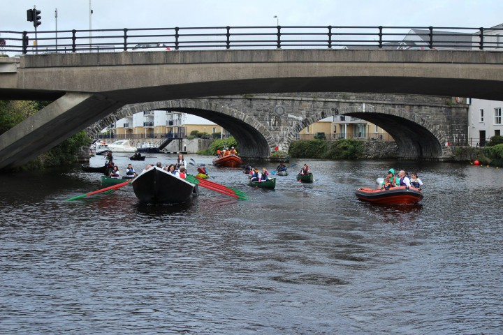 Joint Taster with Erne Paddlers and Row the Erne