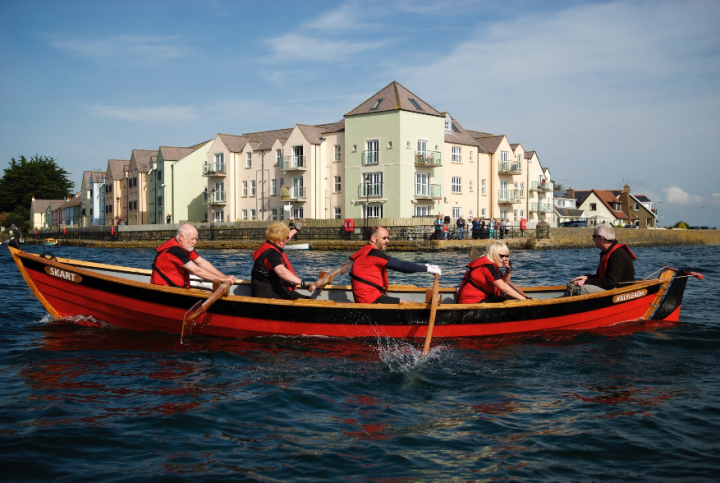 Skiff Rowing for Beginners