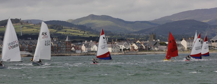 Women's Introduction to Dinghy Sailing