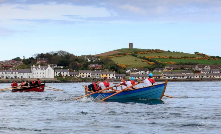 FREE Taster Youth Rowing Sessions on Strangford Lough