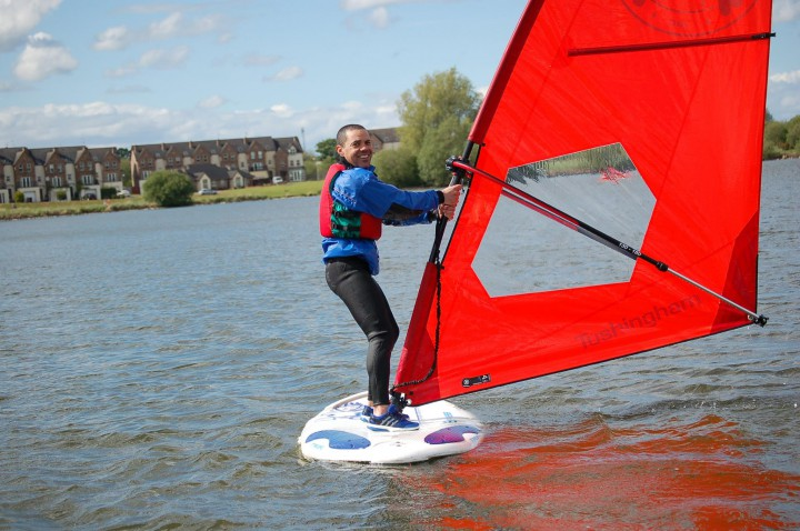 Push the Boat Out – Free Try Sailing and Windsurfing Taster Day