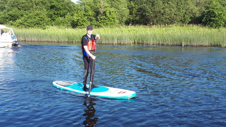 Stand Up Paddle Boarding Development