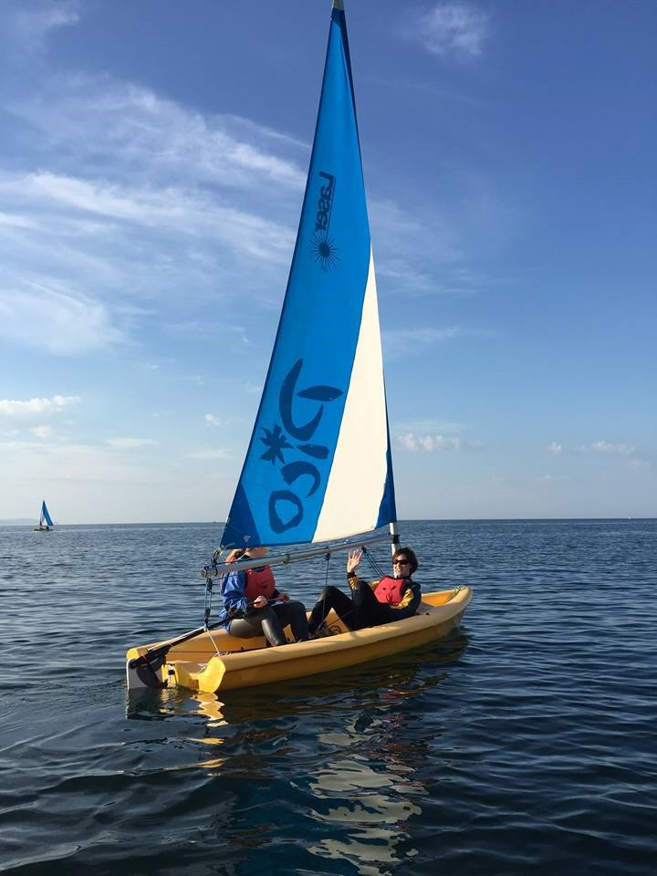 Women on Water Sailing Programme