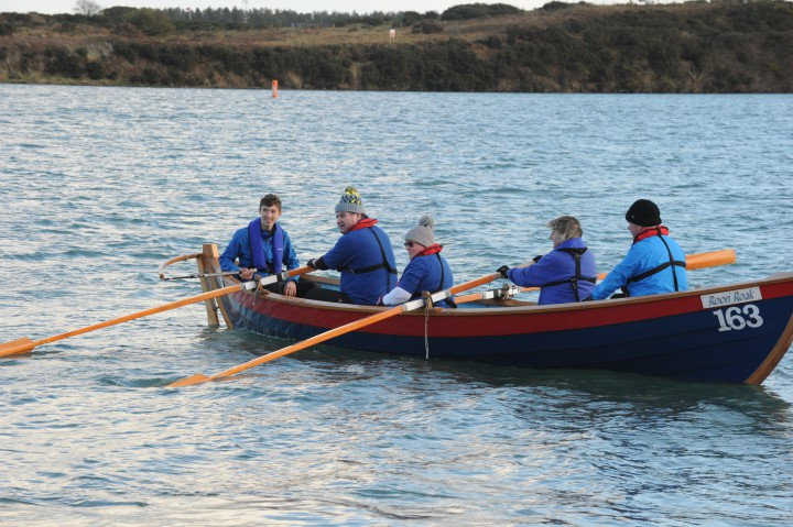 Give Rowing a Go